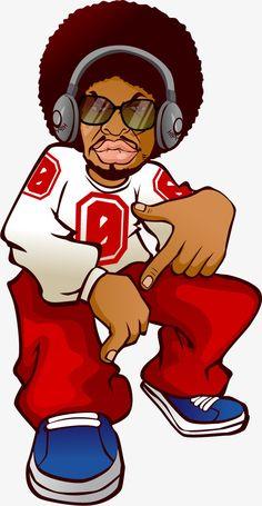 Graffiti Art Drawings, Graffiti Wall Art, Dark Art Drawings, Dope Cartoons, Dope Cartoon Art, Swag Cartoon, Arte Do Hip Hop, Hip Hop Art, Black Cartoon Characters