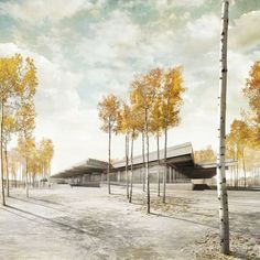 Museo de San Fernando by Agraph for Mansilla+Tuñon Arq: