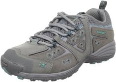 HiTec Womens VLite Total Terrain Outdoor ShoeHot GreyAquamatic95 M US * You can get additional details at the image link.(This is an Amazon affiliate link and I receive a commission for the sales)