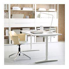 FJÄLLBERGET 会議用チェア IKEA シートの高さを調節できます 汚れに強く、耐磨耗性に優れたウールを使用 成形高反発フォームを使用。快適な座り心地が持続します