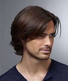 MENS HAIRSTYLES MEDIUM LENGTH STRAIGHT - ASEAN Journal
