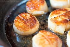 How to Sear Scallops + Wet vs Dry Scallops