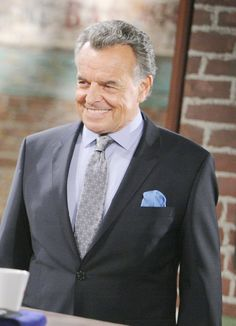 'The Young and the Restless' Interview: Ray Wise Talks About Y&R Character Ian Ward's Jail Release and Paragon Plans With Adam Ian Ward, Ray Wise, He Is Coming, Young And The Restless, Bad Boys, Tv Shows, Interview, Suit Jacket, Soap