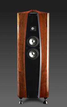 Etalon Acoustics Curiosum speaker.