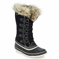 Sorel - JOAN OF ARTIC.  In my closet.  My feet shall not be cold....