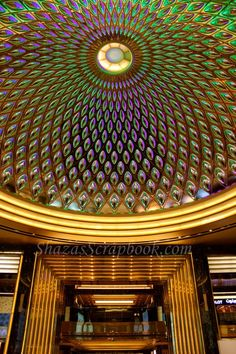 The Avenues Mall in - Architecture Interiors, Modern Architecture, Richest In The World, Political System, World Of Interiors, Travel Tourism, Water Tower, Secret Life, Looking Up