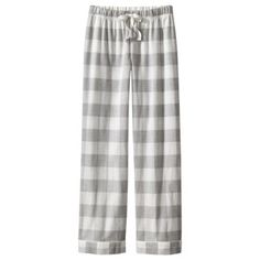 Gilligan & O'Malley® Women's Flannel Plaid Sleep Pant - Assorted Colors click image to zoom