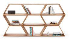 Es tendencia en decoración: muebles geométricos #tendencias #decoracion