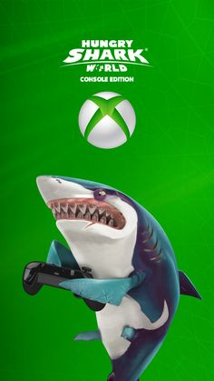 A whale a day keeps the doctor away! Hungry Shark World is also available on your Xbox One store. Shark Games, Play Hacks, Secret Location, Custom Hot Wheels, Hammerhead Shark, Megalodon, Spiderman Art, Great White Shark, Shark Week
