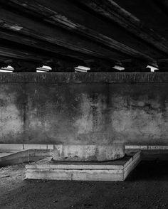 Porte de Brancion 2 #limitedprint of 5 in 40x50cm #typologyofconcrete #repost Under a bridge of the Paris ring road, porte de Brancion  Sous un pont du boulevard périphérique de Paris, porte de Brancion  #peripherique #hanslucas From the #typologiedubeton series #architecture #patrimoine #paris #grandparis #banlieue #concrete #beton #ringroad #road #bridge #banlieue #france #noiretblanc #blackandwhite #brut #art #black #architexture #repost #picoftheday #photooftheday #print #tirage #fineart