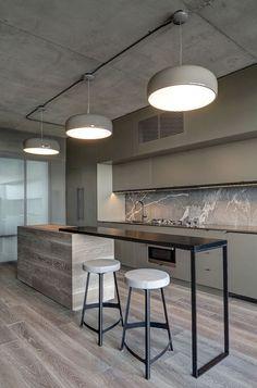 33 Modern Minimalist Kitchen Remodel Ideas