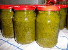 Domowa pasta rosołowa. Pots, Preserves, Pickles, Salsa, Mason Jars, Healthy Eating, Homemade, Cooking, Recipes