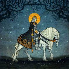 Check out this fantastic series of illustrations by Johan Egerkrans depicting various Norse gods and goddesses. What a talented artist! Art And Illustration, Thor, Loki, Viking Art, Viking Woman, Norse Mythology, German Mythology, Medieval Fantasy, Gods And Goddesses