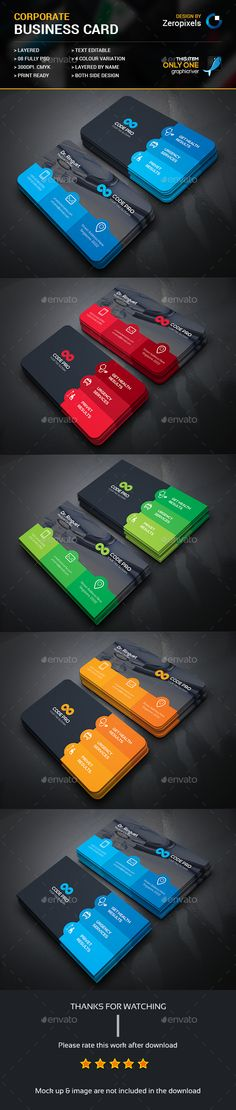 Doctor Business Card — Photoshop PSD #standard #business card • Available here → https://graphicriver.net/item/doctor-business-card/15610986?ref=pxcr