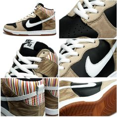 separation shoes ee93f de022 Paul Urich x Nike SB Dunk High Pro  Follow My SNEAKERS Board!