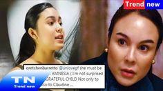 Gretchen Barretto Calls Marjorie's Daughter Claudia Barretto An Ungratef...