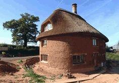 handmade cob house