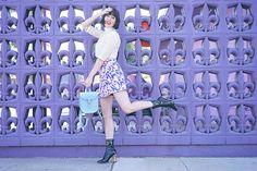 Get this look: http://lb.nu/look/8309569  More looks by Amy Roiland: http://lb.nu/afashionnerd  Items in this look:  Public Desire Boots   #retro #romantic #vintage