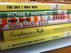Nina Katchadourian's Book Spine Poetry