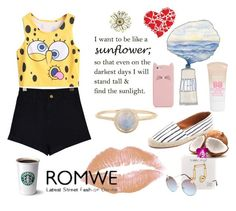 """romwe1"" by kitten900 ❤ liked on Polyvore"