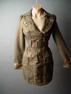 aviators coat