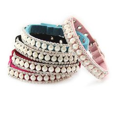 Princess  Collars For Dogs and Cats http://pupskii.com/products/rhinestone-pearl-chain-dog-collar-princess-collars-for-dogs-and-cats?utm_campaign=crowdfire&utm_content=crowdfire&utm_medium=social&utm_source=pinterest