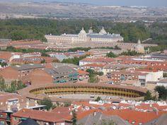 Madrid Aranjuez Palacio Real Plaza Toros
