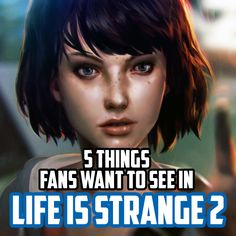 What are fans hoping to see in a possible sequel to Life is Strange? More Max and Chloe in Life is Strange Read more to find out! Amazon Gadgets, Chloe Price, Max And Chloe, Life Is Strange, 5 Things, How To Find Out, Bring It On, Cosplay, Games