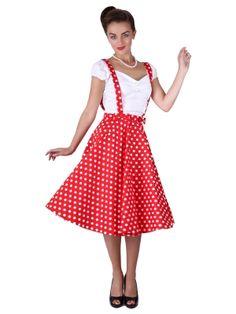 Liesel Polka Dot Skirt 0
