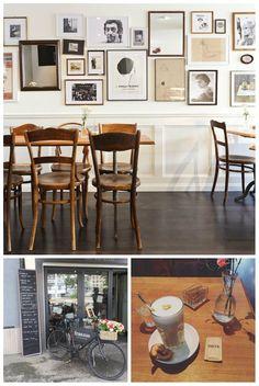 Koffeinrausch: Die 10 besten Cafés in Zürich Cool Cafe, Gallery Wall, Home Decor, Switzerland, Decoration Home, Room Decor, Interior Decorating