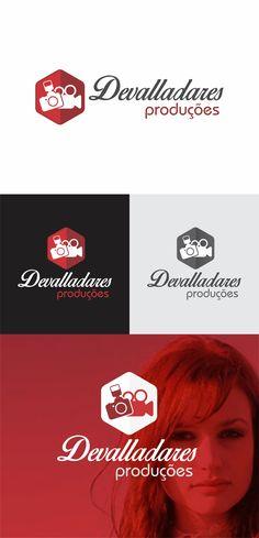 Logo Devalladares Produções