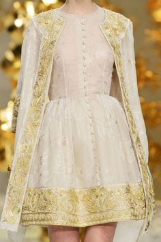 Guo Pei Haute Couture Spring 2016 | See more fashion at runwayandcouture.tumblr.com
