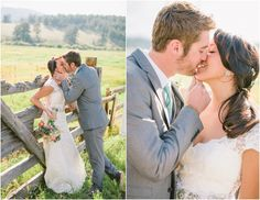 the one on the right, the one on the right!! Finally a kissing photo that I love.