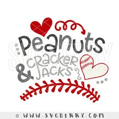 Baseball SVG Peanuts and Cracker Jacks Crackerjacks SVG / Baseball Mom Shirts / Baseball Cap Hat Tee / Baseball Shirt / Cut Cutting Files/Bg Baseball Sister, Softball Mom, Softball Quotes, Elite Softball, Softball Cheers, Softball Hair, Softball Pitching, Softball Stuff, Fastpitch Softball