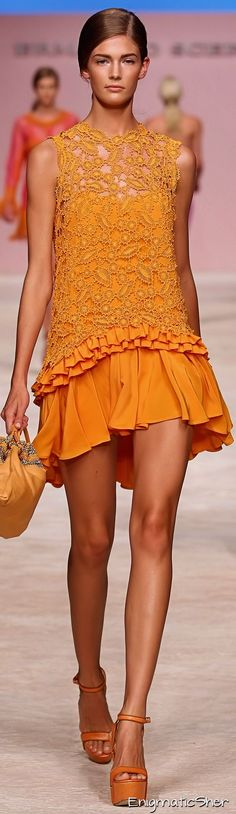 Ermanno Scervino Spring Summer 2013 Ready-To-Wear