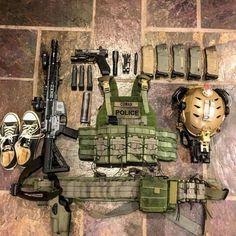 Guns & Gear