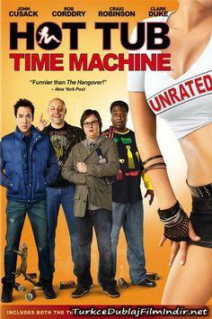 Jakuzi Ekspres - Hot Tub Time Machine - 2010 - DVDRip - Turkce Dublaj Film Afis Movie Poster - http://turkcedublajfilmindir.org/Jakuzi-Ekspres-Hot-Tub-Time-Machine-2010-DVDRip-Turkce-Dublaj-Film-7817