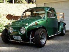 Resultado de imagem para beetle pick up car
