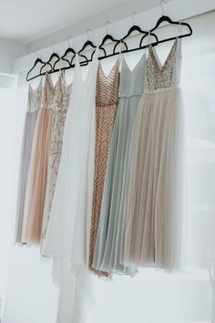 This Modern Romantic Wedding at The Polo Villas Mixes Cool and Warm Colors in th. - This Modern Romantic Wedding at The Polo Villas Mixes Cool and Warm Colors in the Prettiest Fashion Sparkly + elegant bridesmaids dresses in pastel shades Wedding Destination, Wedding Tips, Wedding Hacks, Wedding Planning, Wedding Images, Budget Wedding, Diy Wedding, Perfect Wedding, Dream Wedding