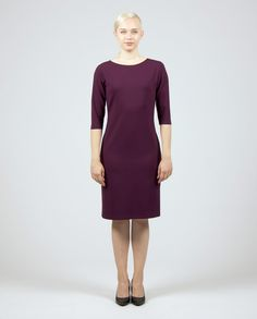 LONNA Dress Workwear Fashion, Work Wear, High Neck Dress, Dresses For Work, Work Clothes, Career Wear, Workwear, Scrubs, Work Wardrobe
