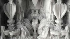 3D Printed Architecture by Digital Grotesque [TV].