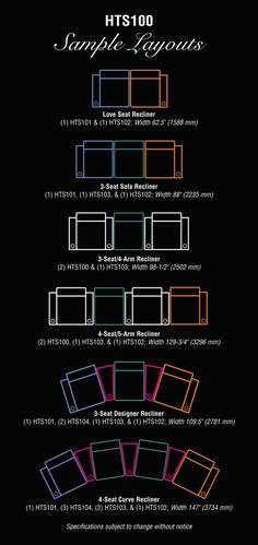 Home Theater Design Layouts 100 Theater Seating Spec Sheet. I Like Having 2  Love Seat Recliners In The Back Row And A 3 Seat Sofa Recliner In Front  With ...