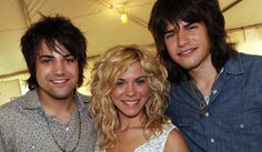 The Band Perry -- Kimberly Perry -- Like her hair.