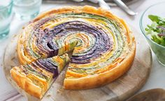 Möhren Zucchini Gemüsespirale
