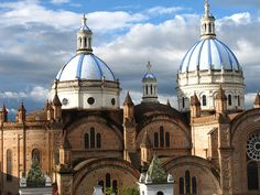 Cuenca, one of the most beautiful cities in Ecuador!