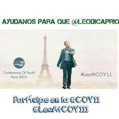 #COY11 Conferencia de la Juventud sobre #CambioClimatico