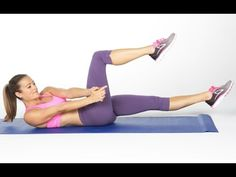 The Quickest Muffin-Top Workout - Even if you only have five minutes, you can fit in an ab workout. This workout targets the obliques to tone the muffin top and will work your middle from all angles. So press play, and get ready to work it! Fitness Workouts, Fitness Goals, Fitness Tips, Fitness Motivation, Health Fitness, Video Fitness, Ab Workouts, Yoga Fitness, Best Weight Loss