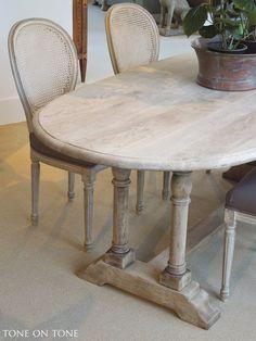Kitchen Table ~ Tone on Tone ~ Bethesda, MD
