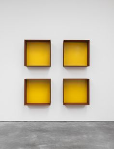 Donald Judd, Untitled (1991): David Zwirner