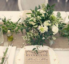Vous avez besoin d'une belle table avec une décoration originale et formidable? Donc, on a trouvé la plus belle solution pour vous–c'est le chemin de table!